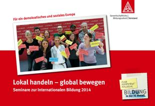 Seminarprogramm Internationale Bildung 2014
