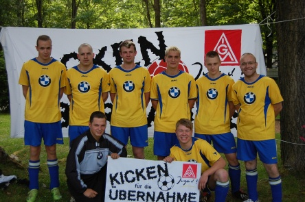 ig metall chemnitz azubicup 2009 teams. Black Bedroom Furniture Sets. Home Design Ideas